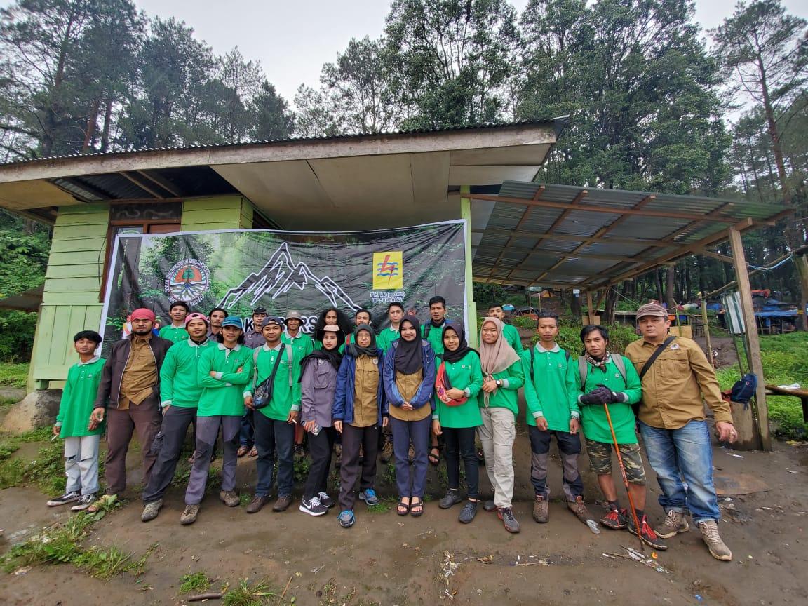 Aksi Bersih Gunung, BKSDA Sumbar mengajak masyarakat peduli lingkungan